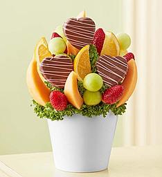 Sweet Pineapple Treat Fruit Bouquet
