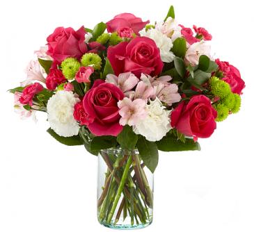 Sweet & Pretty Bouquet Arrangement