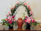 Sweet Remembrance Urn Bouquet