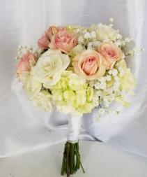 Sweet Romance Hand Held Bouquet