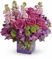 Sweet Sachet Bouquet by Enchanted Florist