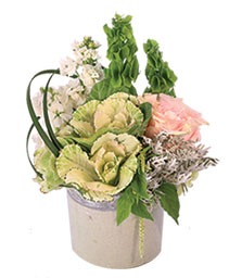 Sweet Sage Floral Arrangement