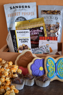 Sweet & Salty Gift Basket