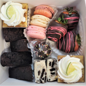 Sweet Sampler Sweet Blossoms in Jamestown, NC | Blossoms Florist & Bakery