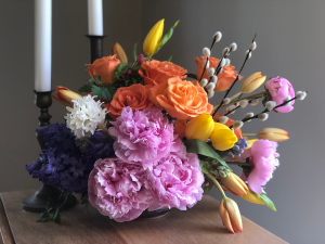 Sweet & Sassy Floral Arrangement in Houston, TX | FLOWER FACTORY PLUS