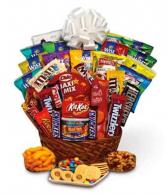 Sweet & Savory  Snack Basket