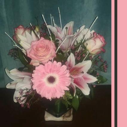 Sweet Schmaltz  Flower Arrangment