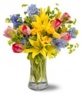 Sweet Sensation Vase Arrangement