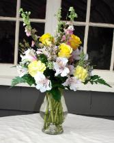 Sweet Serenade Vase Arrangement