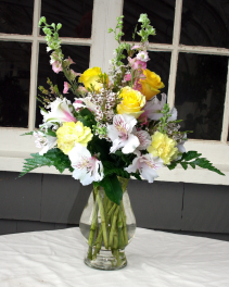 Sweet Serenade Vase Arrangement
