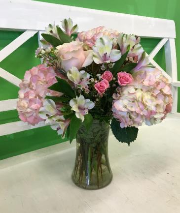 Sweet Serendipity vase