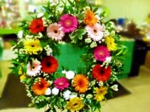 Sweet Serenity Wreath