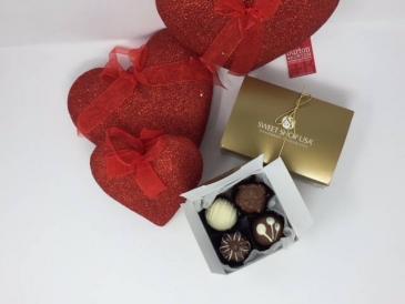 Sweet Shop Truffles Chocolates
