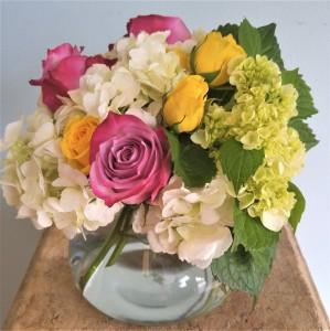 Sweet Simplicity  Vased Arrangement