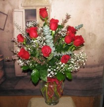 Sweet Sixteen Roses