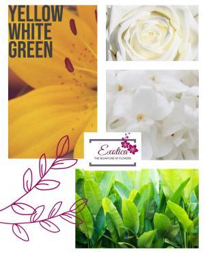 Sweet Smile Designers Choice - Vase Arrangement in Houston, TX | EXOTICA THE SIGNATURE OF FLOWERS
