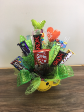 Sweet Smiles Chocolate candy bouquet