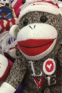 Sweet Sock Monkey Add-on to Order