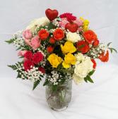 Sweet Something Vase Arrangement