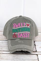 Sweet Southern & Sassy Hat
