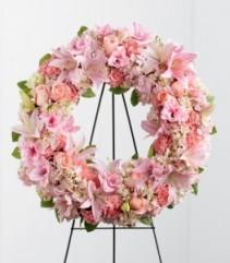Sweet Spirit Wreath Funeral
