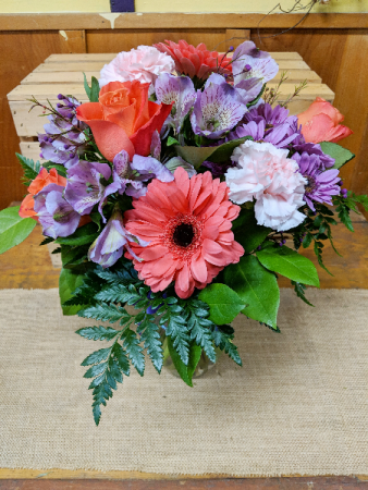 Sweet Spring Bouquet Any Occasion