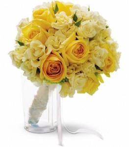 Sweet Sunbeams Bouquet Bridal Bouquet