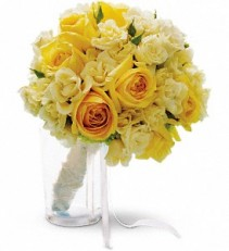 Sweet Sunbeams Bouquet Hand Tied Bouquet