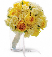 Sweet Sunbeams  Bridal Bouquet