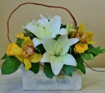 SWEET SUNRISE Arrangement of Flowers