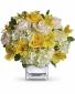 Sweet Sunrise Flower Bouquet