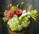 Sweet Sunshine Cheerful Floral Arrangement