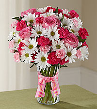 Sweet Surprise Bouquet vase arragment