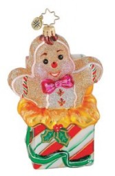 Sweet Surprise Christopher Radko Ornament