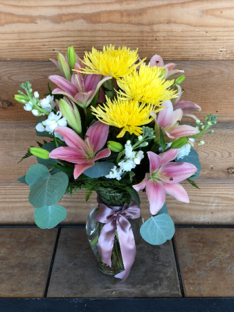 Sweet Surprise Lily mix