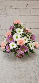 Sweet Surprise Valentines Arrangement