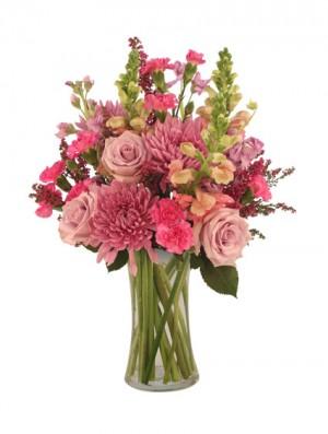 SWEET SURPRISE Vase arrangement
