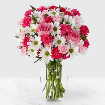 Sweet Surprises® Bouquet Vase Arrangement