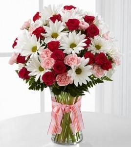 Sweet Surprises Fresh Flower Bouquet