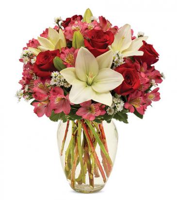 Sweet Surrender Vase Arrangement