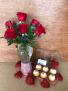 cupcake add on  Valentine's Day