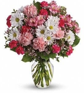 Sweet Tenderness vase arrangement