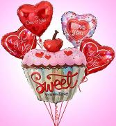 Sweet Thang Valentine Balloon Bouquet