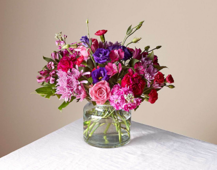Sweet Thing Bouquet Vase