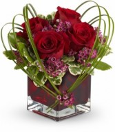 Sweet Thoughts Red Roses