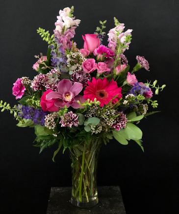 Sweet Thursday  Vase