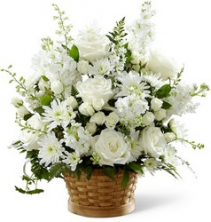 Sweet tidings funeral arrangement