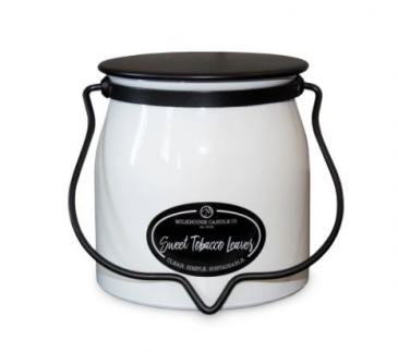 Sweet Tobacco Leaves Candle
