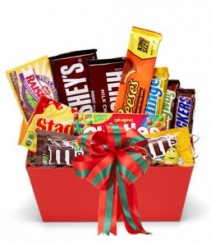 Sweet Tooth Basket Gift Basket