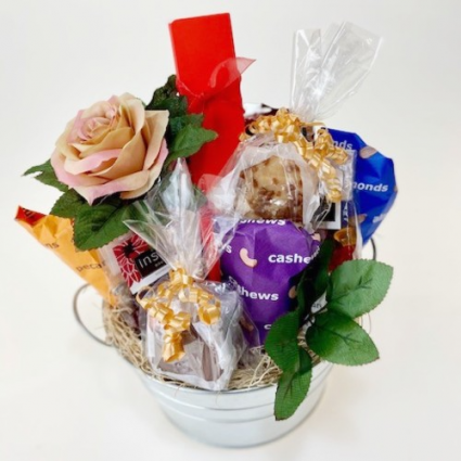 Sweet Tooth Basket Gift Basket